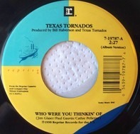 Texas Tornados - Who Were You Thinkin' Of