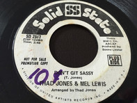 Thad Jones & Mel Lewis - Don't Git Sassy / A' That's Freedom