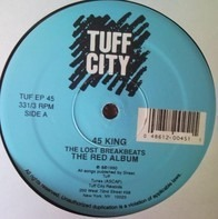 The 45 King - The Lost Breakbeats - The Red Album