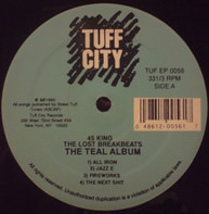 The 45 King - The Lost Breakbeats - The Teal Album