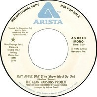 The Alan Parsons Project - Day After Day (The Show Must Go On)