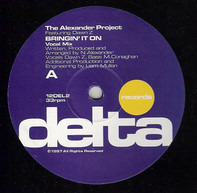 The Alexander Project Featuring Dawn Z - Bringin' It On