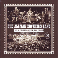 The Allman Brothers Band Featuring Jerry Garcia - Live at the Cow Palace, 1973