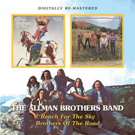 The Allman Brothers Band - Reach For The Sky / Brothers Of The Road