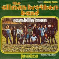 The Allman Brothers Band - Ramblin' Man / Jessica