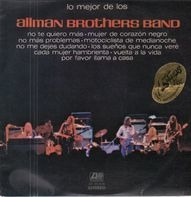 The Allman Brothers - Lo Mejor De Allman Brothers Band