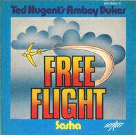 The Amboy Dukes - Free Flight / Sasha