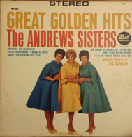 The Andrews Sisters - Great Golden Hits