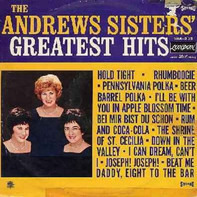 The Andrews Sisters - The Andrews Sisters' Greatest Hits
