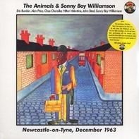 The Animals & Sonny Boy Williamson - Newcastle-on-Tyne, December 1963