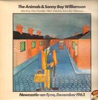 The Animals & Sonny Boy Williamson - Newcastle-on-Tyne, December 1963