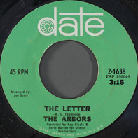 The Arbors - The Letter