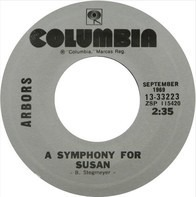 The Arbors - A Symphony For Susan / I Can't Quit Her