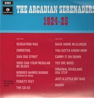 The Arcadian Serenaders - 1924-25
