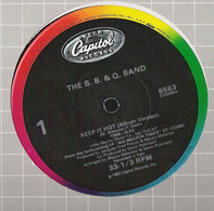 The B. B. &. Q. Band - Keep It Hot