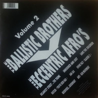 The Ballistic Brothers Vs.The Eccentric Afro's - Volume 2