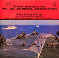 The Band Of HM Royal Marines - World Famous Marches
