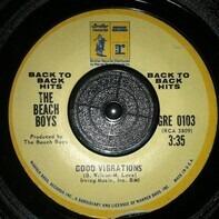 The Beach Boys - Good Vibrations / Heroes And Villains