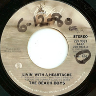The Beach Boys - Living With A Heartache