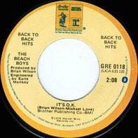 The Beach Boys - Rock And Roll Music / It's O.K.