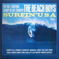 The Beach Boys / Jerry Cole / John Severson a.o. - Surfin' USA