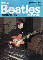 The Beatles - Monthly Book No. 105 January 1985