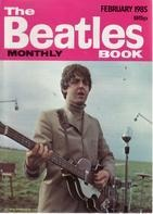 The Beatles - Monthly Book No. 106 Febraury 1985