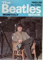 The Beatles - Monthly Book No. 107 March 1985