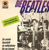 The Beatles - Please Please Me / Die zentrale Tanzschaffe