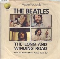The Beatles - The Long And Winding Road / For You Blue