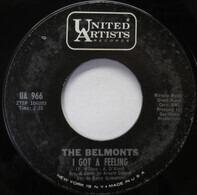 The Belmonts - I Got A Feeling