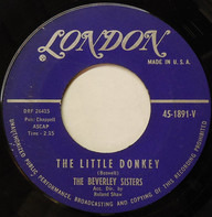 The Beverley Sisters - The Little Donkey