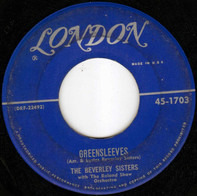 The Beverley Sisters With The Roland Shaw Orchestra - Greensleeves / I'll See You In My Dreams
