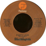 The Blackbyrds - Party Land / In Life