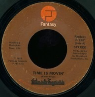 The Blackbyrds - Time Is Movin'
