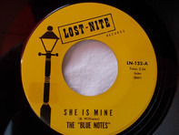 The Blue Notes - She Is Mine / The Letter