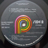 Blues Project - Blues Project
