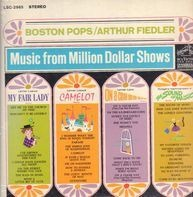 The Boston Pops Orchestra, Arthur Fiedler - Music From Million Dollar Shows