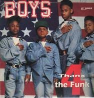 The Boys - Thanx 4 The Funk