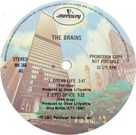 The Brains - Four Song Promotional EP