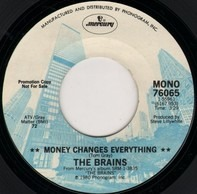 The Brains - Money Changes Everything