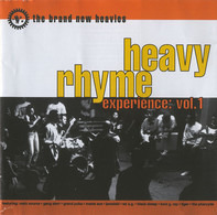 The Brand New Heavies - Heavy Rhyme Experience: Vol. 1
