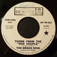 """The Brass Ring Featuring Phil Bodner - Theme From """"Odd Couple""""/For Love Of Ivy"""