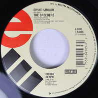 The Breeders - Divine Hammer / Cannonball