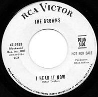 The Browns - I Hear It Now