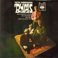 The Byrds - Fifth Dimension EP