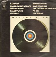The Byrds, Santana, Blood, Sweat & Tears - Direct Hits