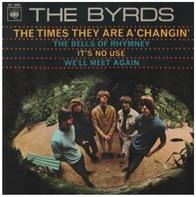 The Byrds - The Times They Are A'Changin'