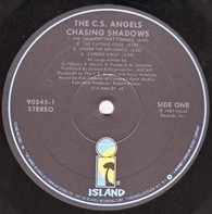 The C.S. Angels, The Comsat Angels - Chasing Shadows