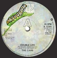 The Cars - Double Life